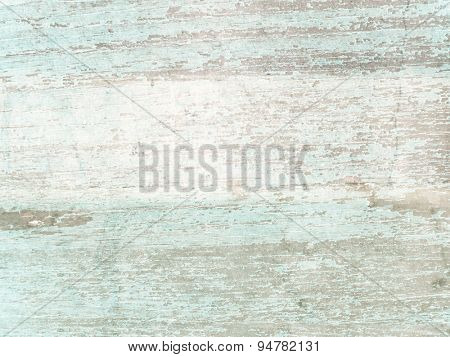 Light wood texture background in white green colors