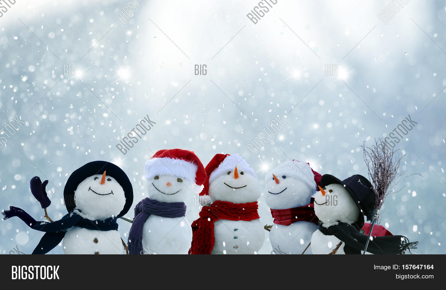 Merry Christmas Happy Image Photo Free Trial Bigstock