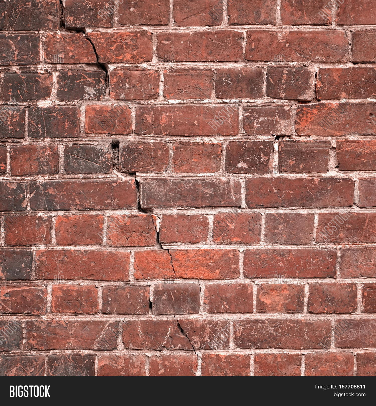 Brick wall - a good element of the interior