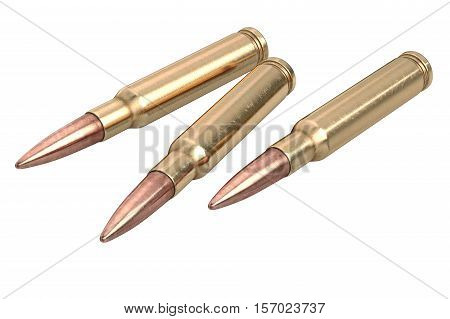 Bullet Rifle Weapon Ammo