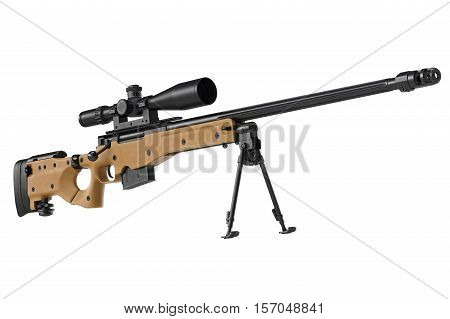 Rifle Sniper Weapon