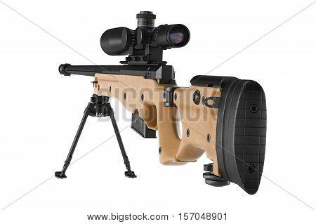Rifle Sniper Beige