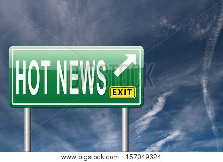 hot news latest breaking new bulletin  this way