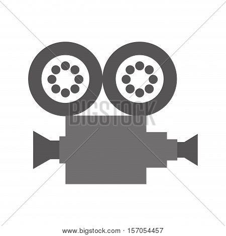 camera video film isolated icon vector illustration design