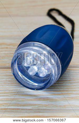 Led Flashlight Keychain.