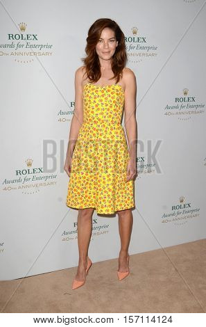 LOS ANGELES - NOV 15:  Michelle Monaghan at the 40th Anniversary of the Rolex Awards for Enterprise at Dolby Theater on November 15, 2016 in Los Angeles, CA