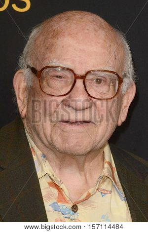 LOS ANGELES - NOV 14:  Edward Asner at the