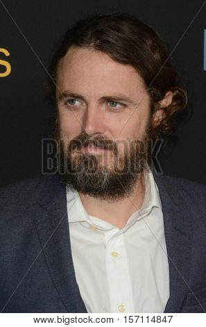 LOS ANGELES - NOV 14:  Casey Affleck at the