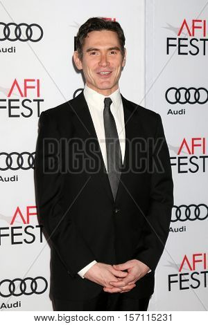 LOS ANGELES - NOV 16:  Billy Crudup at the A Tribute To Annette Bening And Gala Screening of