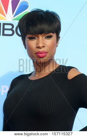 LOS ANGELES - NOV 16:  Jennifer Hudson at the