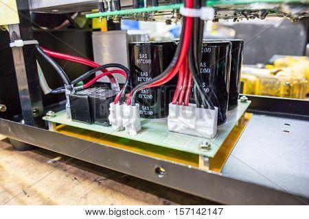 Circuit Board  Welding