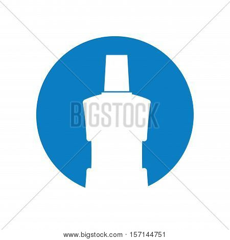 dental healthcare element isolated icon vector illustration design