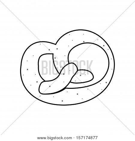 bread fresh bakery icon vector illustration graphic design