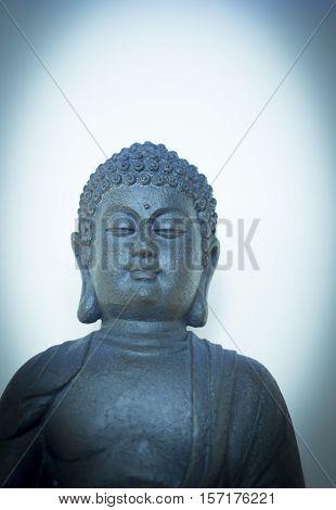 Oriental Budha Statue
