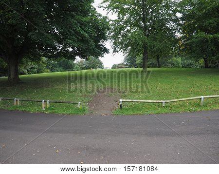 Alexandra Park In Bath