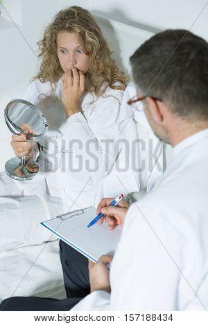 Patient And Her Psychiatrist