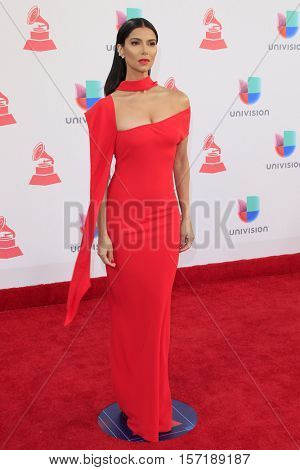 LAS VEGAS - NOV 17:  Roselyn Sanchez at the 17th Annual Latin Grammy Awards at T-Mobile Arena on November 17, 2016 in Las Vegas, NV