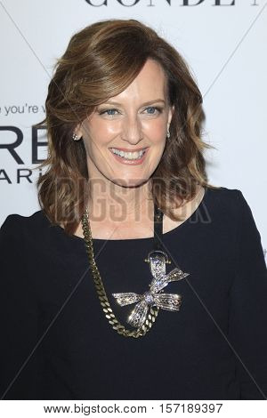 LOS ANGELES - NOV 14:  Anne Sweeney at the Glamour Women Of The Year 2016 at NeueHouse Hollywood on November 14, 2016 in Los Angeles, CA
