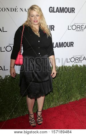 LOS ANGELES - NOV 14:  Amanda De Cadenet at the Glamour Women Of The Year 2016 at NeueHouse Hollywood on November 14, 2016 in Los Angeles, CA