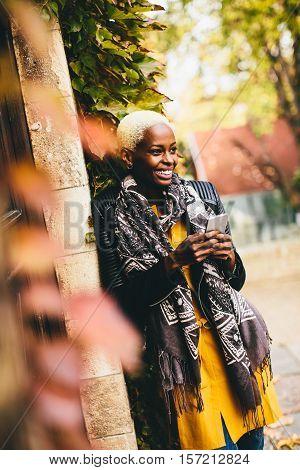 Modern African American Woman