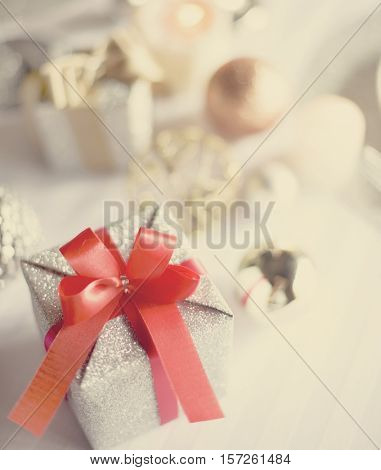 Surprise Gift Occasional Event Happiness Concept