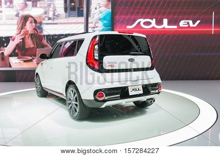 Kia Soul On Display