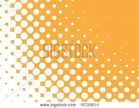 Vector halftone pattern