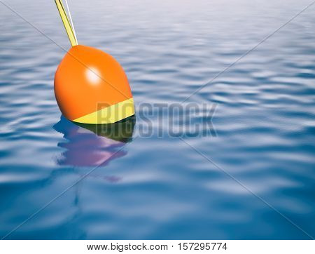 Concept Of Fishing