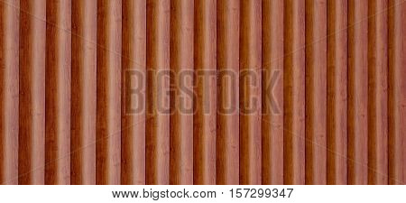 Modern Log Cabin Blockhouse Wood Siding Wall Texture Background