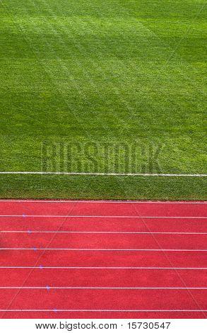 Running Track & Soccer Field