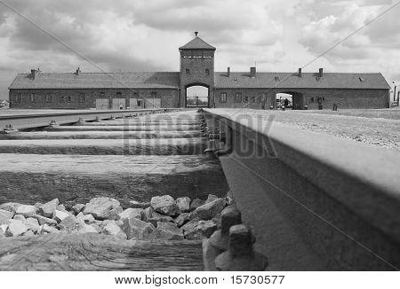 Auschwitz II - Birkenau Concentration Camp