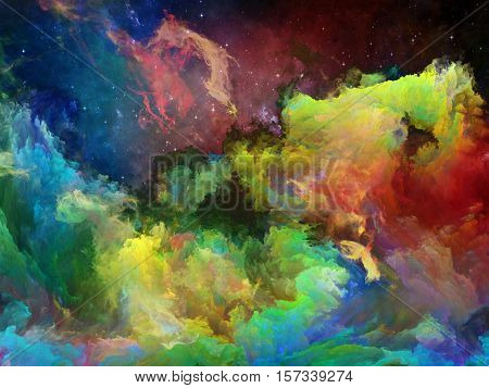 Game Of Space Nebula