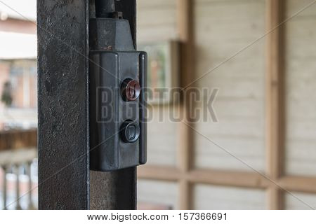 Steel Chain Pulley (switch Control)
