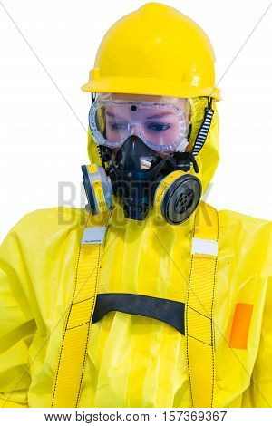 Yellow Chemical Protection