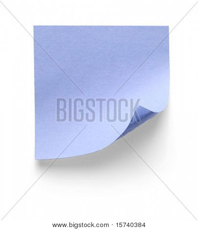 blank post it notes