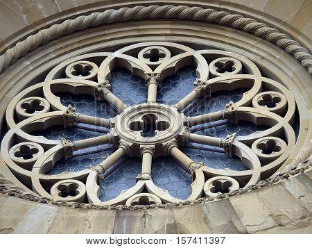 Arezzo - the Gothic Cathedral of Saint Donatus