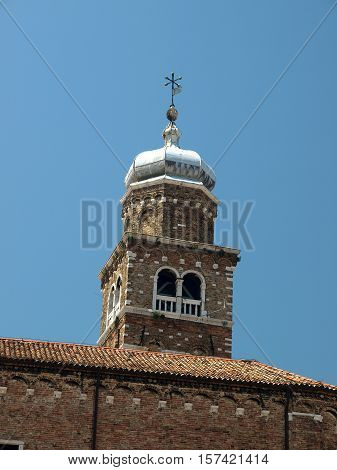Venice - st. Peters church from Murano island