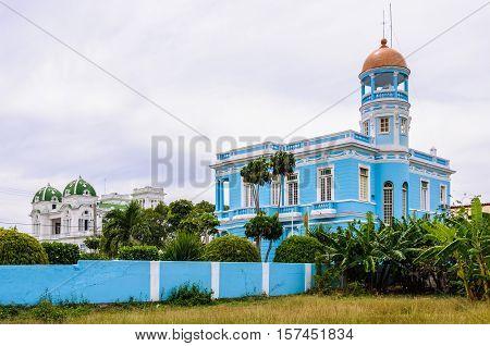 Hotel Palacio Azul In Cienfuegos, Cuba