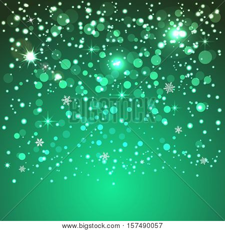 Falling snow isolated on the a transparent background. Snowflakes, snowfall. Celebration Banner for Christmas and New Year . Winter backdrop.