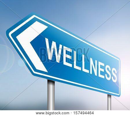 Wellness Concept.