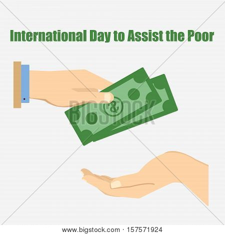 International Day To Assist Poor