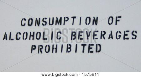 Consumption Alcohol