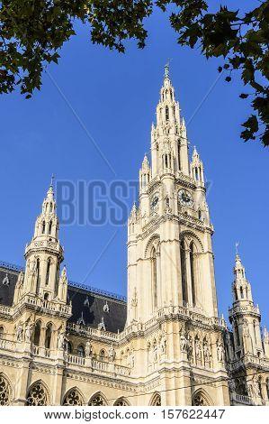 Townhall Vienna