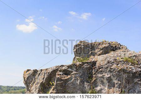Rock In Bavarian Altmuhltal
