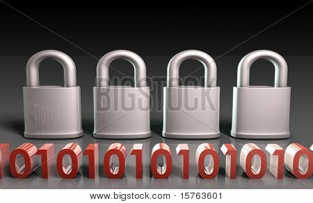 Secure Gateway for Technology Encryption as Art
