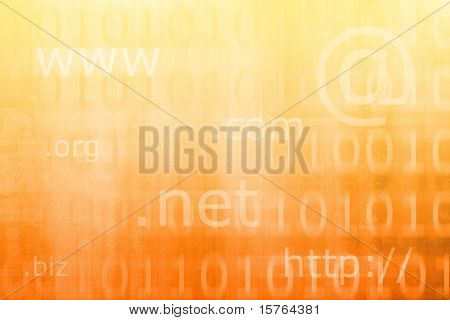 Web Abstract Background in Colors and White