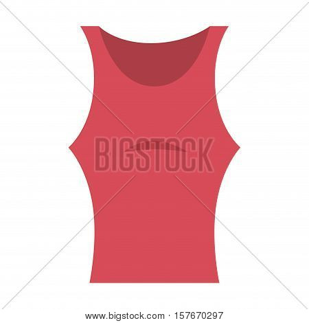 Women sports blouse icon vector illustration design