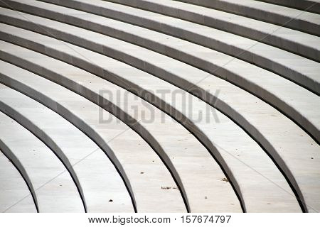 street curve stairs