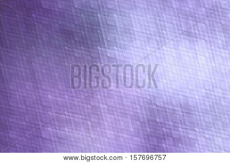 A bright purple abstract fractal digital background with a repeating grid like pattern. Suitable for use in web design corporate communications background elements graphics packages for broadcast and more.