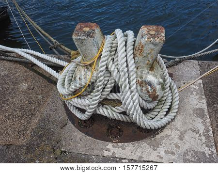Mooring Bollard For Boats